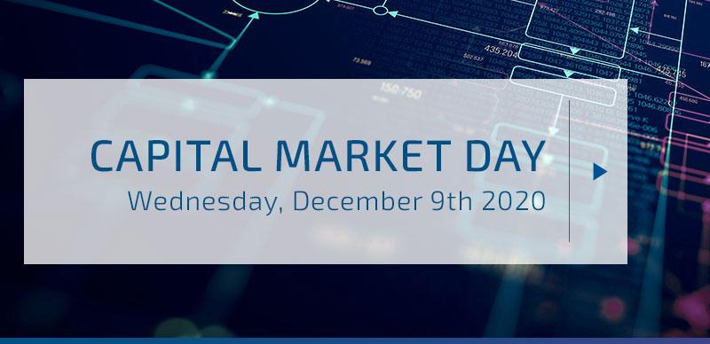 Capital Markets Day 2020