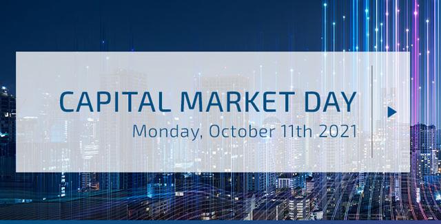 Capital Market Day