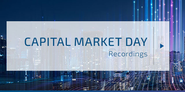 Capital Market Day Recording